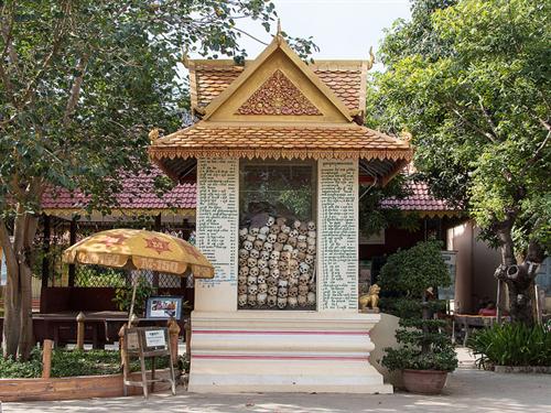 シェムリアップでカンボジアの平和を学ぼう!! シェムリアップ市内観光