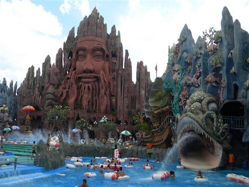 ワニ釣りもできる!!!世界有名テーマパーク12選!スイティエン公園ツアー